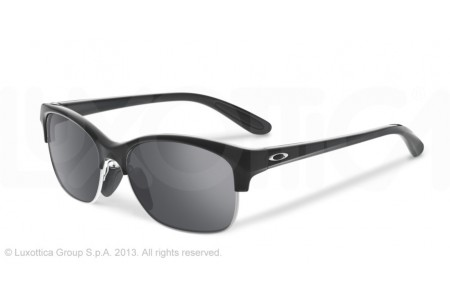 Oakley OO9204 RSVP 0OO9204 920401 POLISHED BLACK POLARIZED