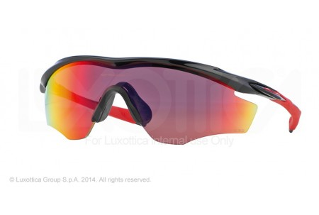 Oakley M2 FRAME 0OO9212 921205 POLISHED BLACK POLARIZED