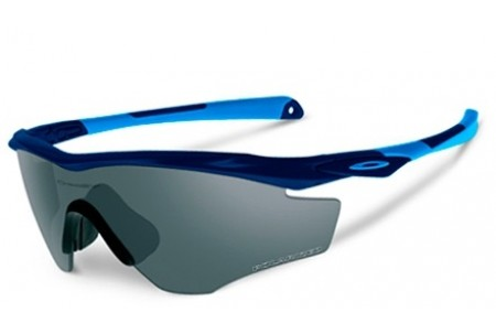 Oakley M2 FRAME 0OO9212 921207 POLISHED NAVY POLARIZED