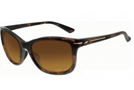 Oakley DROP IN 0OO9232 923203 TORTOISE POLARIZED