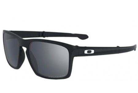 Oakley SLIVER F 0OO9246 924604 MATTE BLACK POLARIZED