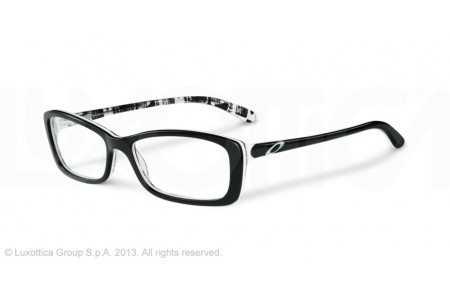 Oakley Frame CROSS COURT 0OX1071 107106 BLACK LETTERPRESS