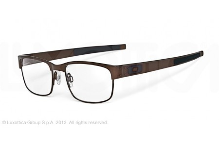 Oakley Frame METAL PLATE 0OX5038 22-201 DARK BROWN