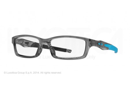 Oakley Frame CROSSLINK 0OX8027 802712 GREY SMOKE/SKY BLUE