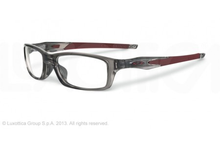 Oakley Frame CROSSLINK 0OX8030 803006 GREY SMOKE/CARDINAL