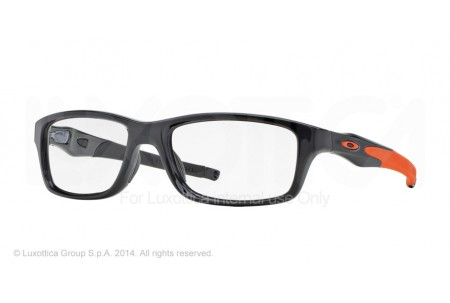 Oakley Frame CROSSLINK 0OX8030 803007 POLISHED BLACK/ORANGE