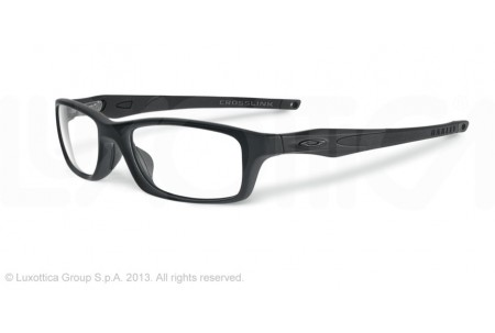 Oakley Frame CROSSLINK 0OX8030 803005 SATIN BLACK/BLACK
