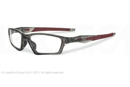 Oakley Frame CROSSLINK SWEEP 0OX8031 803106 GREY SMOKE/CRADINAL