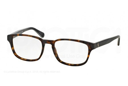 Polo  0PH2124 5491 VINTAGE DARK HAVANA