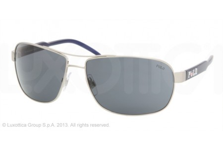 Polo  0PH3053 910487 BRUSHED SILVER