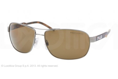 Polo  0PH3053 900281 GUNMETAL POLARIZED