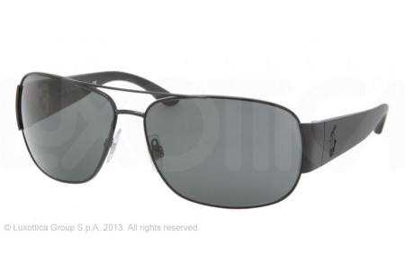 Polo  0PH3063 903881 MATTE BLACK POLARIZED