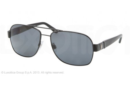 Polo  0PH3064 903881 BLACK POLARIZED