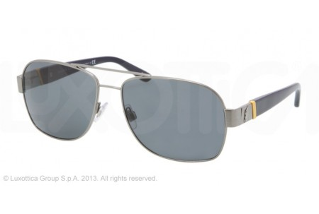 Polo  0PH3064 918687 BRUSHED GUNMETAL
