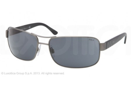 Polo  0PH3070 905087 MATTE GUNMETAL