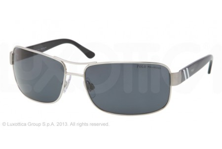 Polo  0PH3070 900181 SHINY SILVER POLARIZED