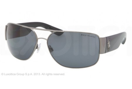 Polo  0PH3072 900281 SHINY GUNMETAL POLARIZED