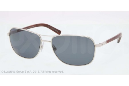 Polo  0PH3076 921981 SHINY SILVER POLARIZED