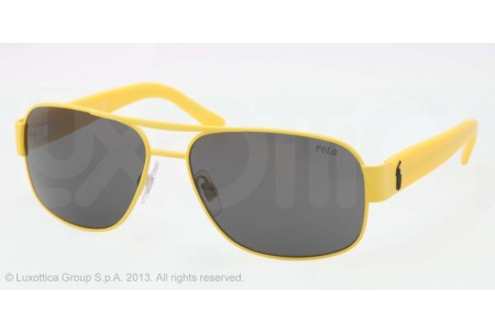 Polo  0PH3080 924187 MATTE YELLOW