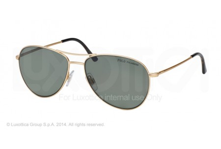 Polo  0PH3084 92569A MATTE GOLD POLARIZED