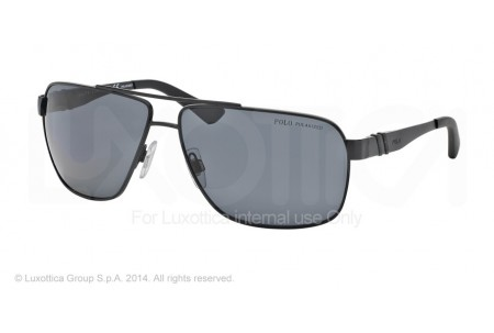 Polo  0PH3088 903881 MATTE BLACK POLARIZED