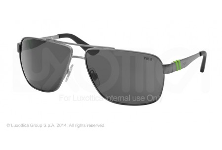 Polo  0PH3088 905087 MATTE GUNMETAL