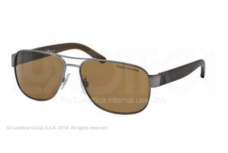 Polo  0PH3089 905083 MATTE GUNMETAL POLARIZED
