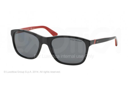 Polo  0PH4085 524581 SHINY BLACK POLARIZED
