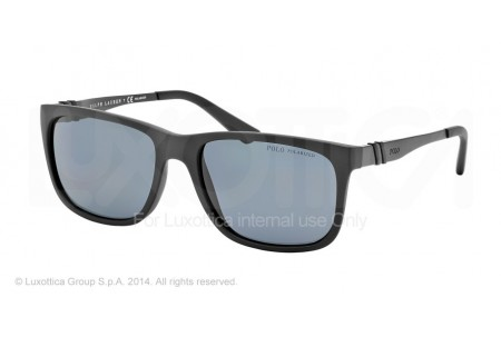 Polo  0PH4088 528481 MATTE BLACK POLARIZED