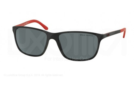 Polo  0PH4092 550481 MATTE BLACK POLARIZED
