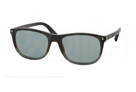 Prada JOURNAL 0PR 01RS TKT3C2 DARK HAVANA GRAD OPAL GREY