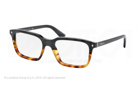 Prada JOURNAL 0PR 04RV TKA1O1 BLACK/LIGHT HAVANA