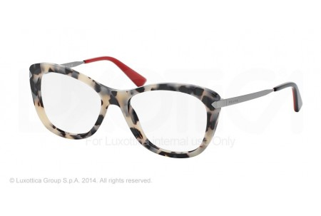 Prada ARROW 0PR 09RV KAD1O1 WHITE HAVANA