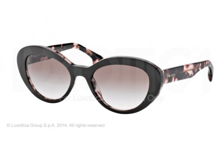 Prada PORTRAIT 0PR 15QS ROL0A6 TOP BROWN/PINK HAVANA