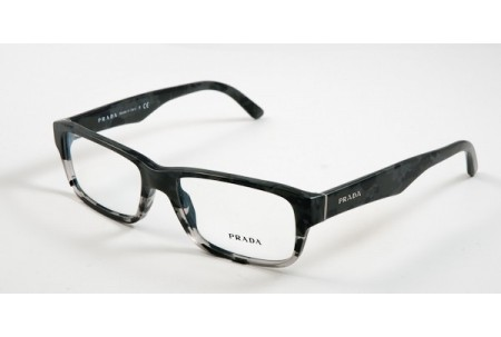 Prada  0PR 16MV RON1O1 MIMETIC BLACK/MT GREY TRANSP