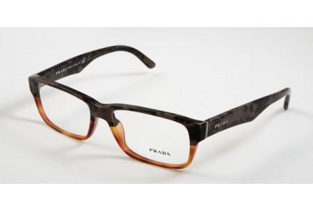 Prada  0PR 16MV QE11O1 MIMETIC BRONW/BROWN TRANSP