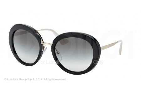 Prada CINEMA 0PR 16QS 1AB0A7 BLACK