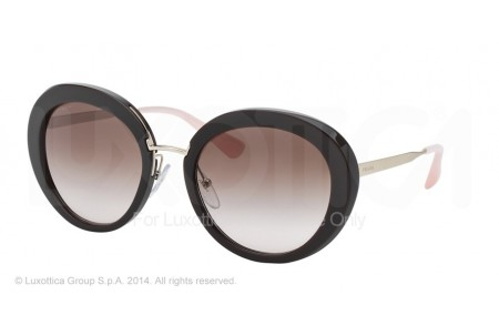 Prada CINEMA 0PR 16QS DHO0A6 BROWN