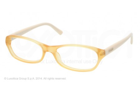 Prada  0PR 17MV AA11O1 TRANSPARENT YELLOW