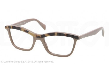 Prada PORTRAIT 0PR 17PV MA61O1 TOP MEDIUM HAVANA/BROWN