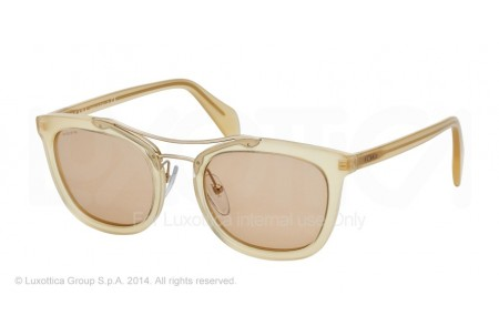 Prada SOCIETY 0PR 17QS R069N1 HONEY