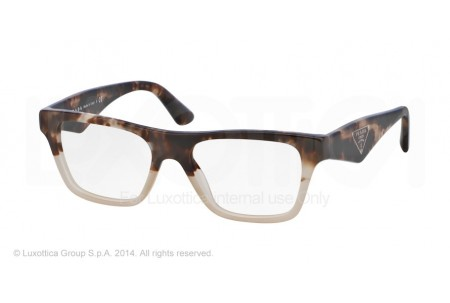 Prada TRIANGLE 0PR 20QV ROZ1O1 BROWN HAVANA GRAD BROWN