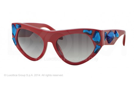 Prada VOICE 0PR 21QS SMN0A7 RED