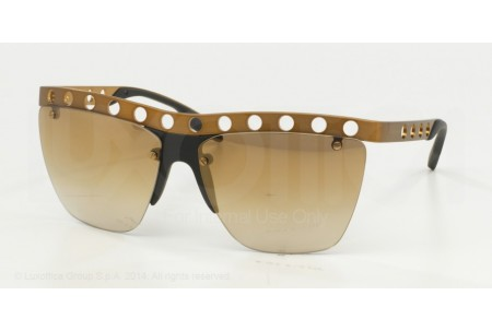 Prada  0PR 53RS TWF2G2 MATTE BRUSHED BRONZE
