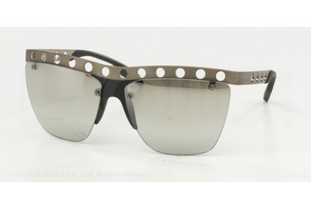 Prada  0PR 53RS TWD1A0 MATTE BRUSHED STEEL