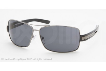 Prada  0PR 54IS 5AV5Z1 GUNMETAL POLARIZED