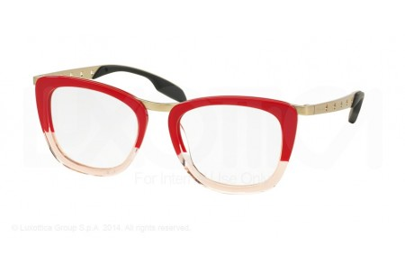 Prada  0PR 60RV TWA1O1 RED GRADIENT OPAL