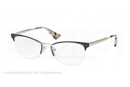 Prada CINEMA 0PR 65QV QE31O1 BLACK/PALE GOLD