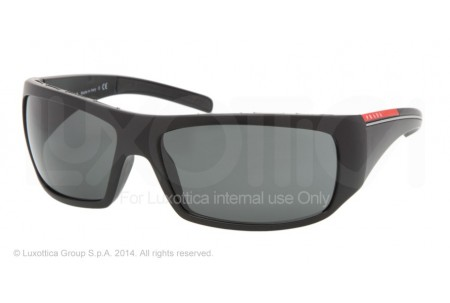 Prada Linea Rossa INTREPID 0PS 01LS 1BO1A1 BLACK SAND