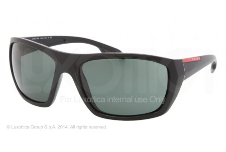 Prada Linea Rossa COURAGEOUS 0PS 01OS 1BO3O1 BLACK SAND